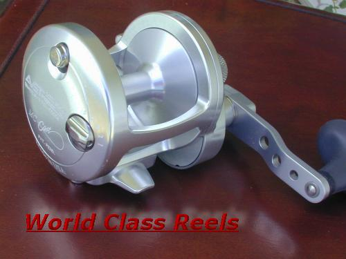 Avet MXL 6/4 McCast fishing reel
